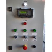 Шкаф управления водогрейным котлом на базе программируемого реле ОВЕН ПР200