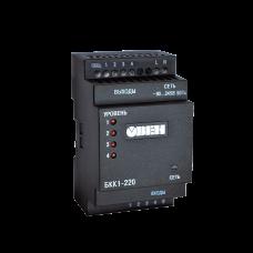 БКК1-220 4-уровневый сигнализатор жидкости на DIN рейку