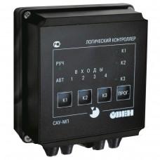 Прибор для управления системой подающих насосов САУ-МП