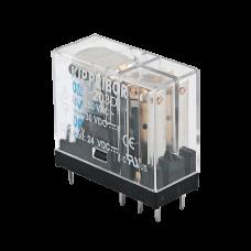 Промежуточные реле KIPPRIBOR серии MR в компактном корпусе (2-контактные)