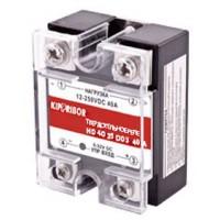 HD-хх25.DD3 ТТР твердотельные реле для коммутации постоянного тока HD-2525.DD3