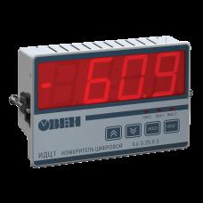 ИДЦ1 измеритель с крупным цифровым индикатором