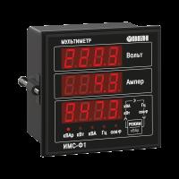 Измерители параметров электрической сети ИТС-Ф1.Щ3