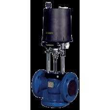 Клапаны трехходовые смесительные регулирующие КССР1-100-63-1.1200-СЧ-1,6-1-150-У
