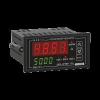 КМС-Ф1 цифровой мультиметр с аварийной сигнализацией и RS-485 КМС-Ф1.Щ2.РКС