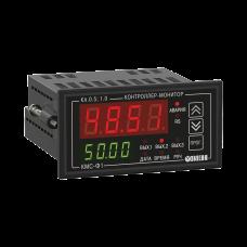 КМС-Ф1 цифровой мультиметр с аварийной сигнализацией и RS-485 КМС-Ф1.Щ2.РРИ