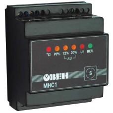 Прибор для защиты оборудования с контролем напряжения МНС1