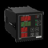 МПР51-Щ4.03.RS регулятор температуры и влажности, программируемый по времени