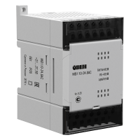 Модули аналогового ввода с быстрыми входами (с интерфейсом RS-485) МВ110-24.8АС