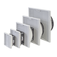 Вентиляторы и решетки с фильтрами KIPPRIBOR серии KIPVENT-100.01.230
