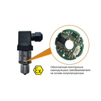 ПД100И-ДА0,6-171-0,25-EXI модели 1х1-Exi искробезопасные датчики для категорированных производств