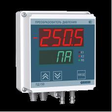 ПД150-ДИ10,0К-809-0,5-1-Р электронный измеритель низкого давления для котельных и вентиляции