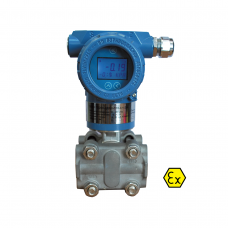 Преобразователь дифференциального давления во взрывозащищенном исполнении EXD ПД200-ДД