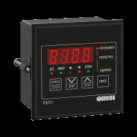 Управление и защита электропривода задвижки без концевых выключателей ПКП1И-Щ1.I