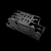 Монтажные колодки KIPPRIBOR PYF-025BE и PYF-045BE (для 2- и 4-контактных промежуточных реле серии REP)