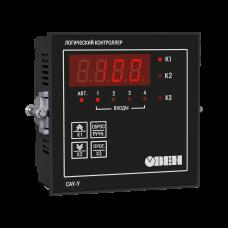 Контроллер для управления группой насосов с чередованием САУ-У.Д