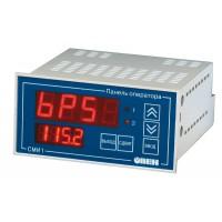 СМИ1-24 панель оператора с цифровой индикацией