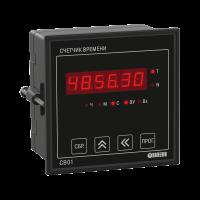 СВ01-220.Щ1.Р.RS счетчик времени наработки оборудования