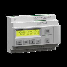 ТРМ1033-220.01.00 контроллер для вентиляции с нагревом и охлаждением