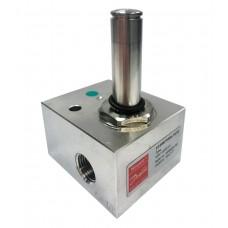 Клапаны электромагнитные типа VDHT DANFOSS (высокое давление) 180L0092 VDHT НЗ ДУ10  160 БАР